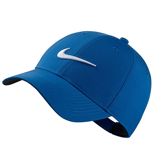 Nike Legacy91 Adjustable Golf Hat (Photo Blue) ()