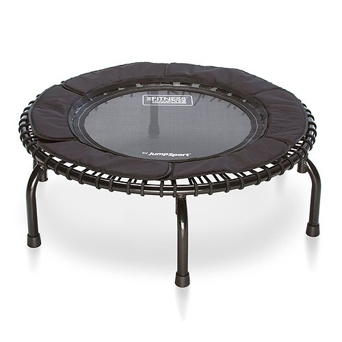 JumpSport 250 | Fitness Trampoline, In-Home Rebounder |...