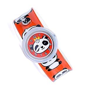 Watchitude Plunge Proof Slap Watch - Panda-monium - Kids Watch for Boys & Girls from Watchitude