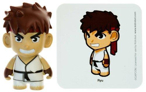 Ryu 1: Street Fighter x KidRobot ~3
