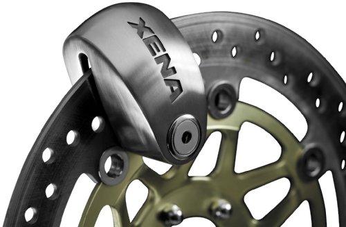 Xena Alarm Disc Locks - 5