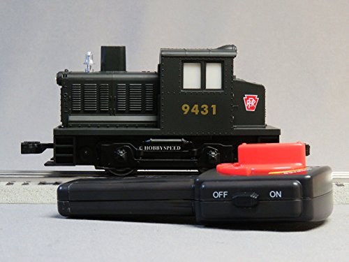 DIESEL LIONCHIEF REMOTE CONTROL ENGINE o train 6-82972-E (Mth O Gauge Trains)