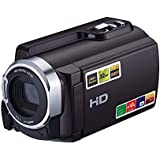 Camcorder, KINGEAR HDV-5053 1080P Wifi Digital Video Camera Infrared Night Vision Camcorder with 16 X Digital Active Zoom