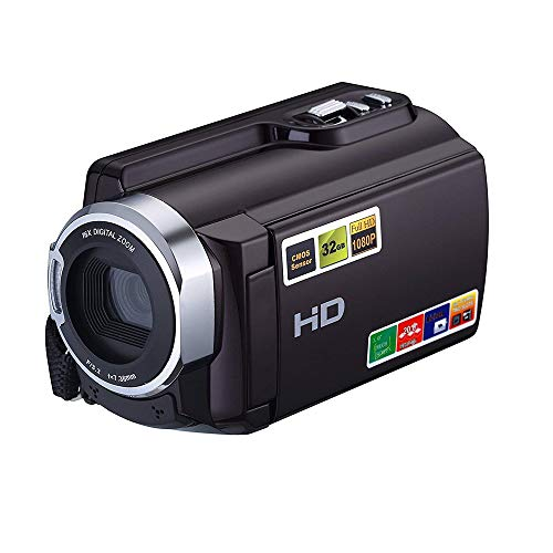 Camcorder, KINGEAR HDV-5053 1080P WiFi Digital Video Camera Infrared Night Vision Camcorder