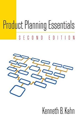 Product Planning Essentials