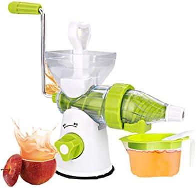 Manuelle Entsafter Presse Saft Maschine Obst Maschine
