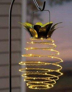 Pineapple Landscape Lighting - 9