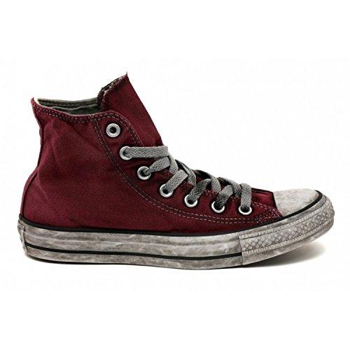 Converse Chuck Taylor All Star Speciality Hi, Zapatillas Altas de Tela Unisex Adulto 46.5 EU|rojo oscuro