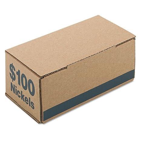 Amazon.com: PM Company® corrugado Coin Storage y cajas de ...