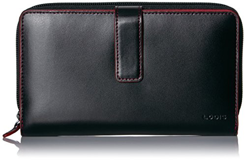 Lodis Women's Audrey Rfid Suv Deluxe Wallet W/ Removable Checkbook Cover by Lodis