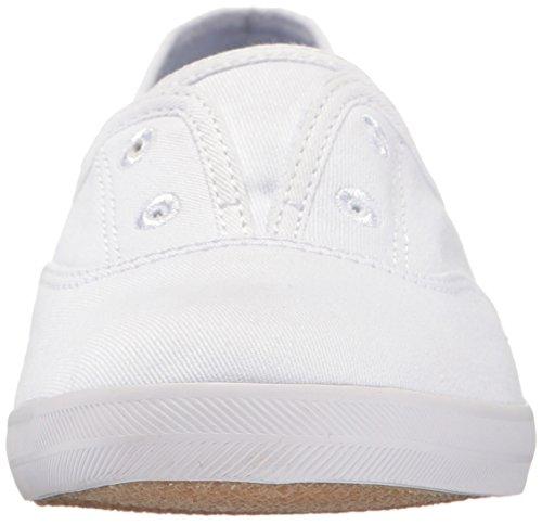 Keds Vrouwen Chillax Mini Seizoensgebonden Solid Fashion Sneaker Wit