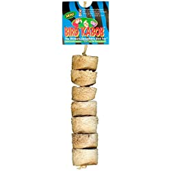 Wesco Pet Mini Bird Kabob Shreddable Bird Toy