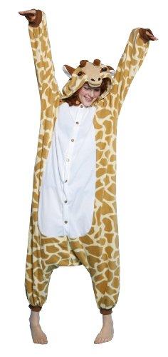 Giraffe Adult Costume-One-Size