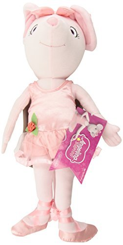 Madame Alexander, Angelina Ballerina Cloth Doll, Angelina Ballerina Collection, Play Alexander Collection - 18 by Alexander Doll