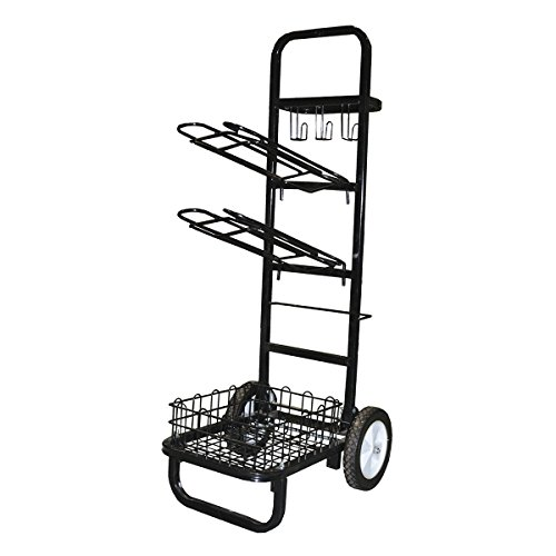 Rolling Saddle Cart - Jolly Pets Rolling Cart