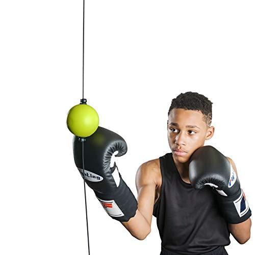 Viminston Quick Puncher Boxing Speed Focus Reflex Ball Trainer Training