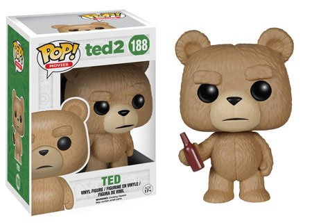 Funko Ted 2 Ted with Beer POP! Vinyl Figure