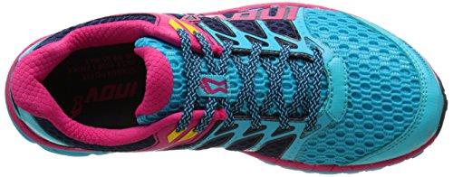 INOV8 Mujer Road Garra 275 Trail Running Zapato Azul/Rosa
