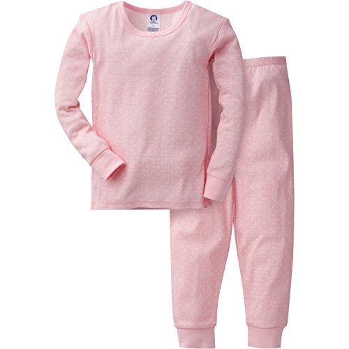 Pink 2 Piece Pajamas - 3