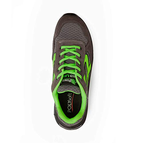 U S1p 20036 Gris vert Chaussures Sécurité Src power Taille 45 Rl De rw4qCa8r
