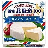 雪印北海道100 カマンベールチーズ 100g×10個