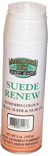 Moneysworth & Best Suede Renew (Navy)