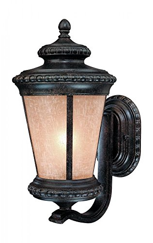 One Edgewood Light (Dolan Designs 9130-114 Edgewood 1 Light Wall Light, Manchester)