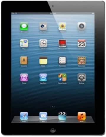 Apple iPad 2 MC769LL/A Tablet ( iOS 7,16GB, WiFi) Black 2nd Generation