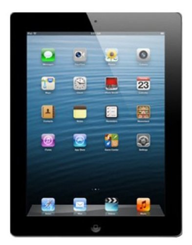 Apple iPad 2 MC769LL/A Tablet (iOS 7,16GB, WiFi) Black 2nd Generation