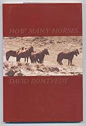 How Many Horses (A Raccoon book)