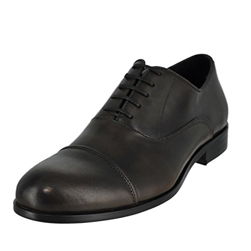 Kenneth Cole New York Mens Country Club Oxford Grå