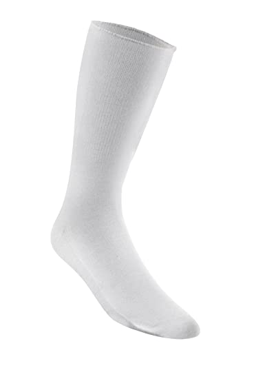 e579b367cf Image Unavailable. Image not available for. Color: SmartKnit Seamless Crew  Socks ...