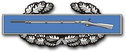 COMBAT Infantryman Badge CIB Window Sticker Decal