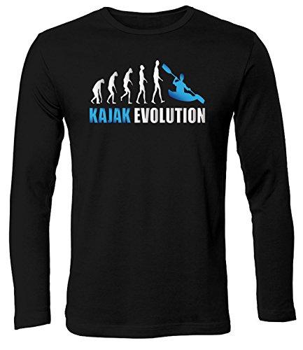 KAJAK EVOLUTION 619(HL-SW-Weiss-Blau) Gr. XL