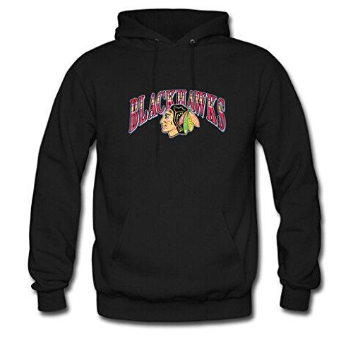 Custom Unisex Chicago Blackhawks Hoodie Print Men
