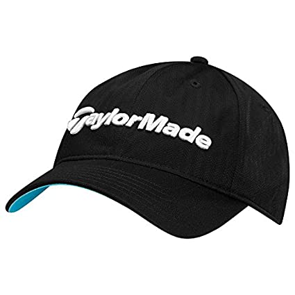 09a90121184 Amazon.com   TaylorMade Golf 2017 women s radar hat black blue ...