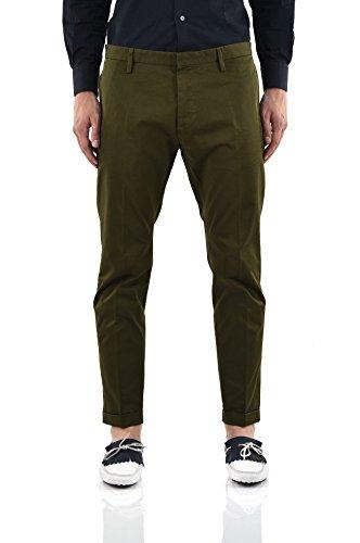 Dsquared2 Men Pants (DSQUARED2 Men's Pants Fabric Plate - Assorted Sizes)