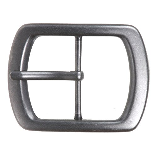 Mens Oval Belt Buckle (1 3/4