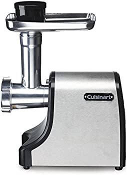 Cuisinart MG-100 Electric Meat Grinder – Stainless Steel