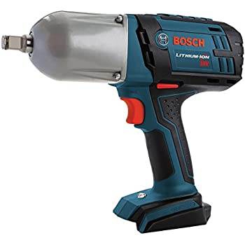 Bosch Bare-Tool IWHT180B 18-Volt Lithium-Ion 1/2-Inch Square Drive High Torque Impact Wrench with Friction Ring
