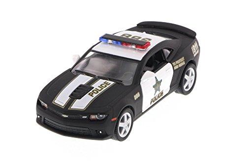KiNSMART - Police Cars (2014 Camaro)