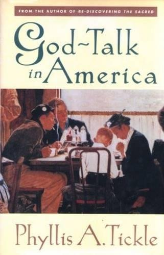 Cover of God Talk in America