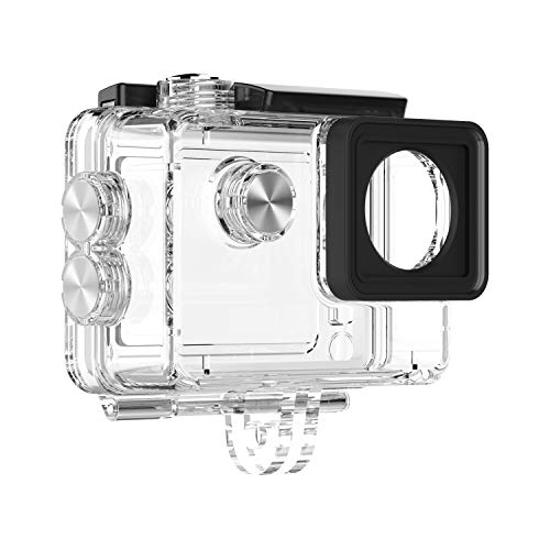 Underwater Case,ThiEYE T5e Action Camera Waterproof Housing Up to 197 Feet / 60M