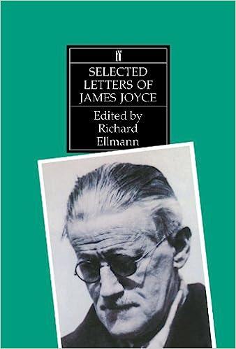 Amazon Selected Letters of James Joyce