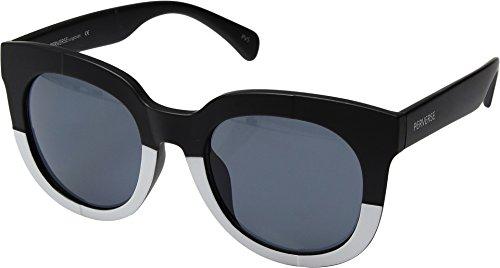 PERVERSE Sunglasses Women's Danielle Atlanta/Black/White/Black One - 6pm Sunglasses