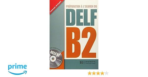 DELF B2. Livre + CD audio: Préparation à lexamen du DELF: Amazon.es: Marie-Christine Jamet, Virginie Collini: Libros en idiomas extranjeros