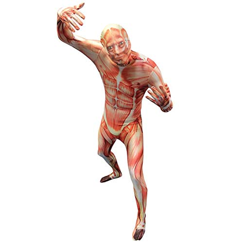 Morphsuits Premium Adults New Muscle Costume - Size
