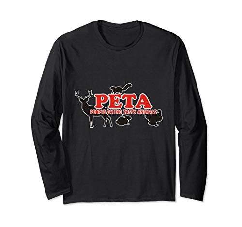 Animals Tasty Eating People (People Eating Tasty Animals Long Sleeve Shirt Meat Eater)