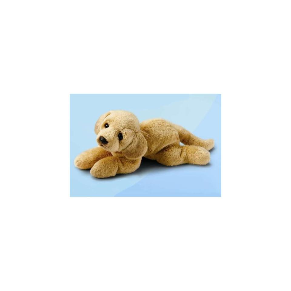 Golden Retriever Dog 7.5 Long Classics Beanie Plush Toys & Games