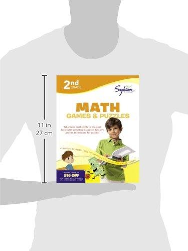 Math Games & Puzzles, Grade 2: Amy Kraft: 9780375430374: Amazon ...